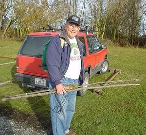 Nov 2005 Fox Hunt--North Olympic Peninsula